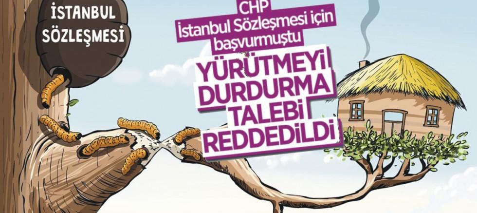 Danıştay 'İstanbul Sözleşmesi' hakkında son kararı verdi